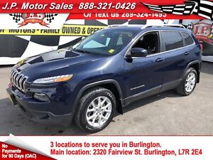 2014 Jeep Cherokee North Edition, Automatic, Back Up Camera