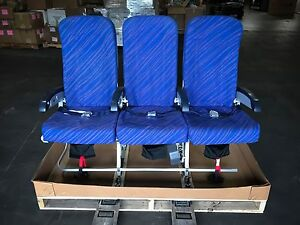 Boeing Airbus Aircraft passenger seat - Economy Class - FREE FREIGHT SHIPPING!!!