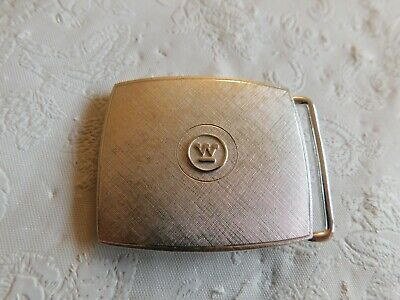 AWESOME VINTAGE WESTINGHOUSE ELECTRIC CORP STERLING SILVER