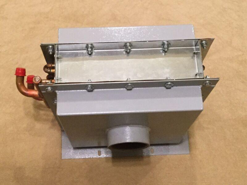 Motan Central Dryer Water Aftercooler