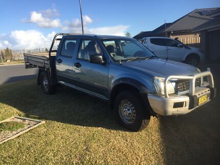 2004 Holden Rodeo 4WD
