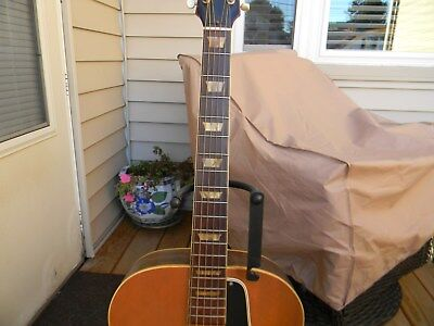 gibson L50 guitar 1940's/early 50's