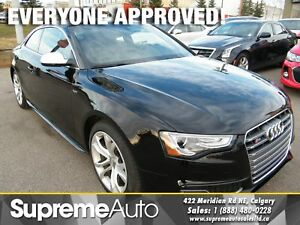 2013 Audi S5 3.0T AWD/H.SEATS/ROOF/MUSTSEE!