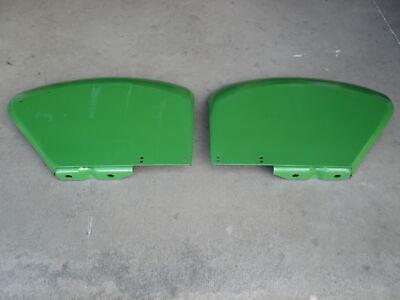 Left Right Fenders For John Deere Jd 2255 2350 2355 2355n 2440 2450 2550 2555