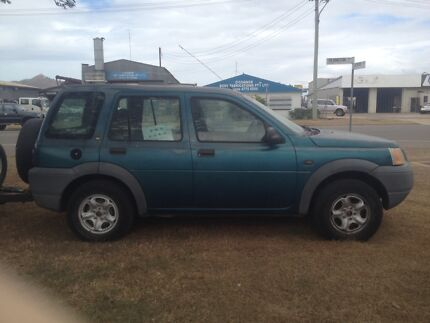 1999 Land Rover Freelander Wagon Townsville Surrounds Preview