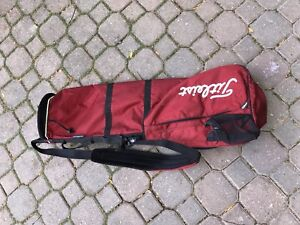 Soft Sided Titleist Golf bag with Straps