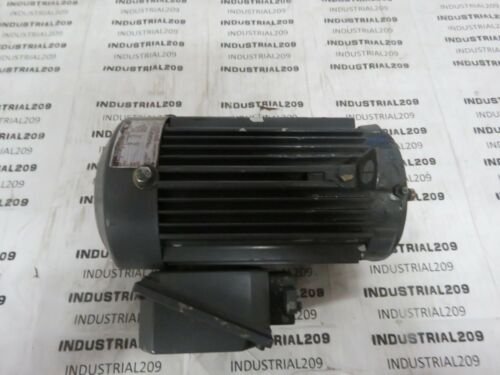 SUMITOMO SM CYCLO INDUCTION MOTOR 3 HP TYPE TC-FX 230/460V 1730 RPM USED