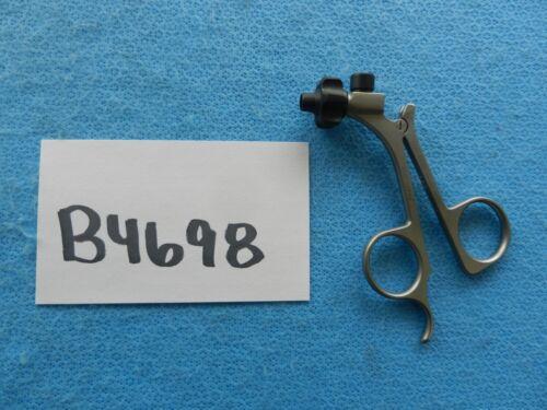 Karl Storz Laparoscopic Clickline Rotating Non Ratcheting Handle 33131