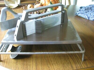 Commercial Tomato Slicer 14 Cutting Machine Stainless Steel Blade