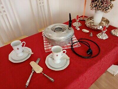 DDR BACKWUNDER elektrische Kleinküche mit Geräteschnur