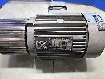Hitachi Induction Motor Tfo Form K Jisc4004 Hfc-vwg2.5lbs Cnc Star Lathe