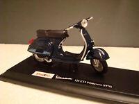 Vespa 125 ET3 Primavera Blau 1976 1//18 Maisto Modell Motorrad mit oder ohne in..