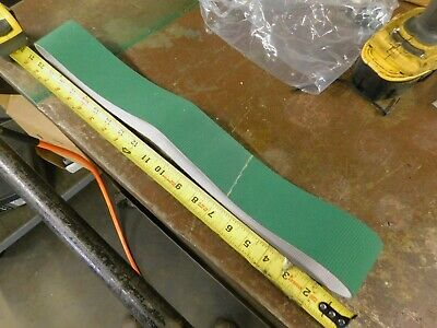 Kaman Power Transmission Conveyor Belt 2-38 Wide X 42 Long X 0.095 Thick