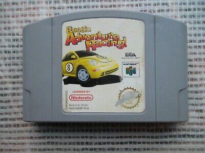 Jeu Nintendo 64 / N64 Game Beetle Adventure Racing PAL original *