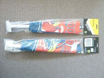 Sydney Roosters NRL Car Flag BNWT Official - unopened/unused