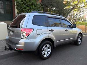 2008 Subaru Forester X Wagon 5 SPEED MANUAL $47 P\W