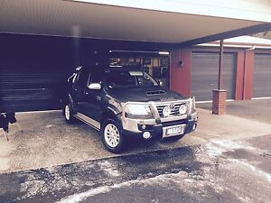 2015 Toyota Hilux Ute Leith Devonport Area Preview