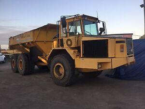 VolvoA30 dump truck Shortland Newcastle Area Preview