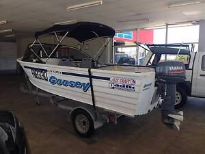 Boat, Trailer & Outboard Nambour Maroochydore Area Preview