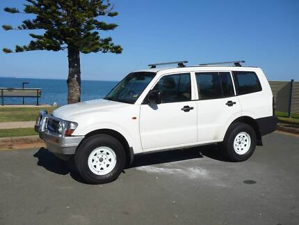 2000 Mitsubishi Pajero 2.8 Ltr turbo diesel Manual ALWAYS GARAGED Scarborough Redcliffe Area Preview