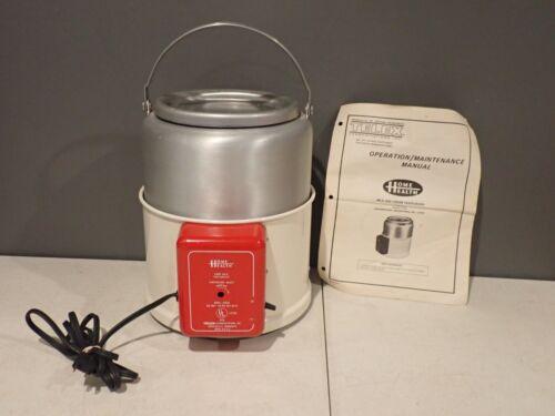 Vintage Home Health Milk Pasteurizer Waters Conley Co USA Homestead Farms