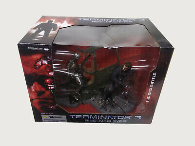 T3 Terminator Rise of the Machines Action Figure Box Set Movie McFarlane