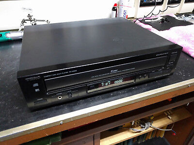 Teac PD-D2620 lettore CD 5 dischi / CD player 5 discs for sale  Shipping to South Africa