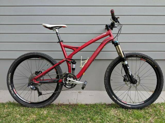 Specialized Stumpjumper Fsr Elite Mountain Bike Men S