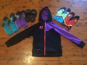 Nike Elites/ Under Armour Thongs/ KD Hoodie/ Maryville Newcastle Area Preview