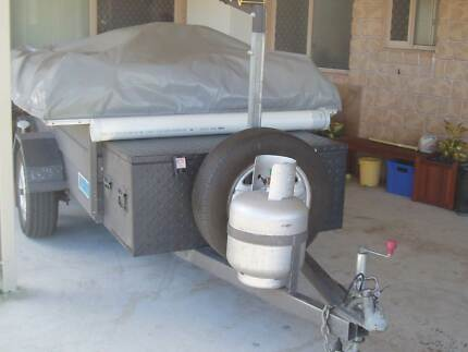 Koala Camper Trailer Rosevale Ipswich South Preview