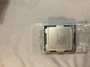 Intel core i7 7800x LGA 2066
