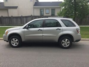 2008 *SAFETIED* Chevy Equinox