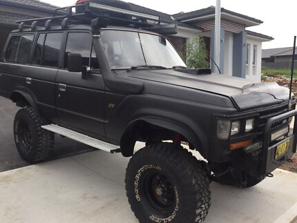 1984 Toyota Landcruiser Turbo Diesel - Cash offer