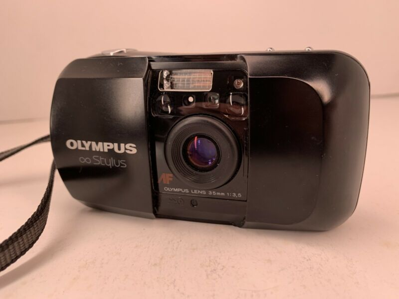 Olympus Infinity Stylus 35mm F3.5 (Tested)