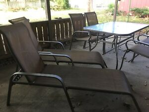 8 - piece Patio Set