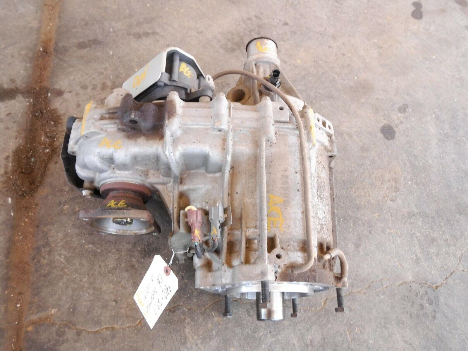 Used Isuzu i-350 Transmission & Drivetrain for Sale