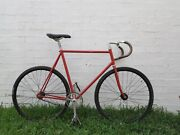 Perkins track bike fixie pista race vintage road bicycle Hendra Brisbane North East Preview