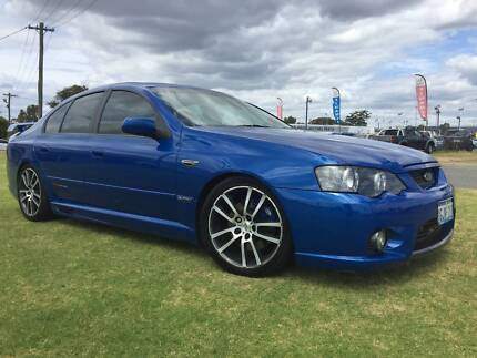 2005 Ford Performance F6 Typhoon ***MANUAL** 131,000 KMS**** Maddington Gosnells Area Preview
