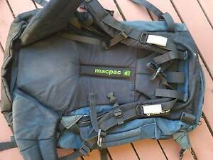 MacPac Zambesi Travel Pack Camping Travel Backpack Rucksack Williamstown Hobsons Bay Area Preview