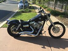 Harley Davidson motor cycle Merrimac Gold Coast City Preview