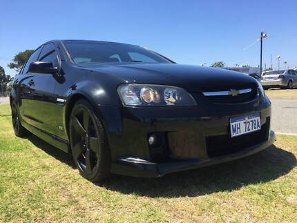 2008 Holden Commodore Ss-V Automatic  ***LOW KMS: IMMACULATE ****