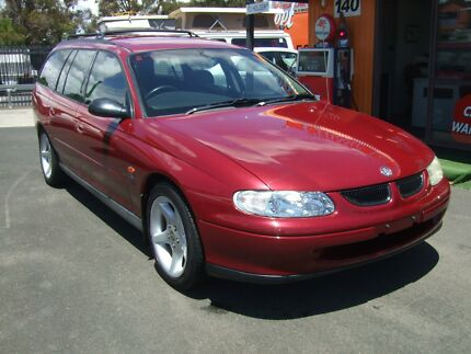 1998 Holden Commodore VT Wagon 5 Speed Manual