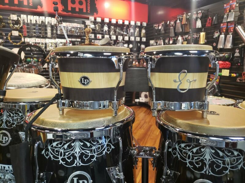 Latin Percussion Sheila E Bongo Set