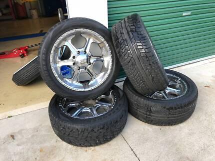 Ford F250 Wheels
