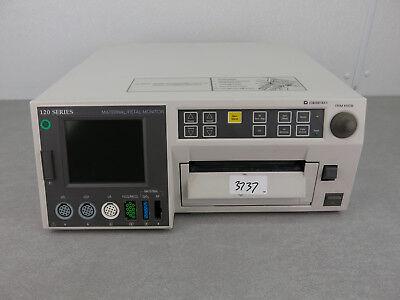 Ge Corometrics 120 Series Maternal Fetal Patient Monitor 3637