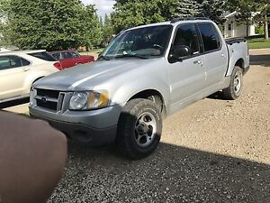 2001 Ford Explorer SportTrac *rare manual tranny*