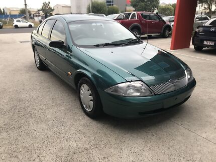 FOR SALE 1999 AU FORD FALCON! 1 OWNER! WITH RWC