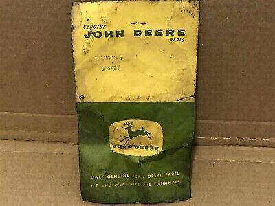 John Deere Original Equipment T13631 - Gasket
