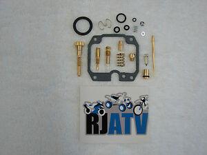 Yamaha Moto 4 YFM250 Carburetor Carb Rebuild Kit Repair 1989-1991