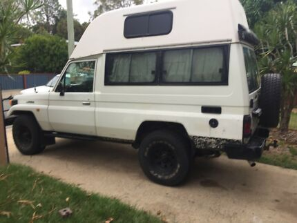 1998 Toyota LandCruiser SUV Deception Bay Caboolture Area Preview